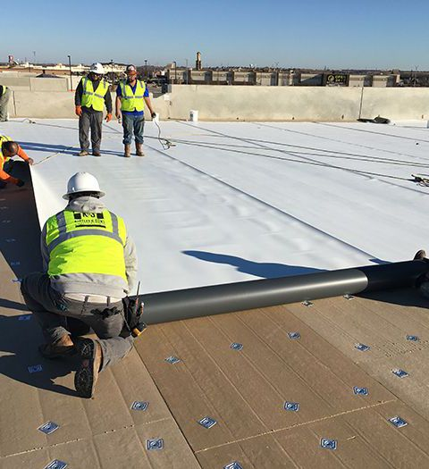 roof replacement contractors gallery