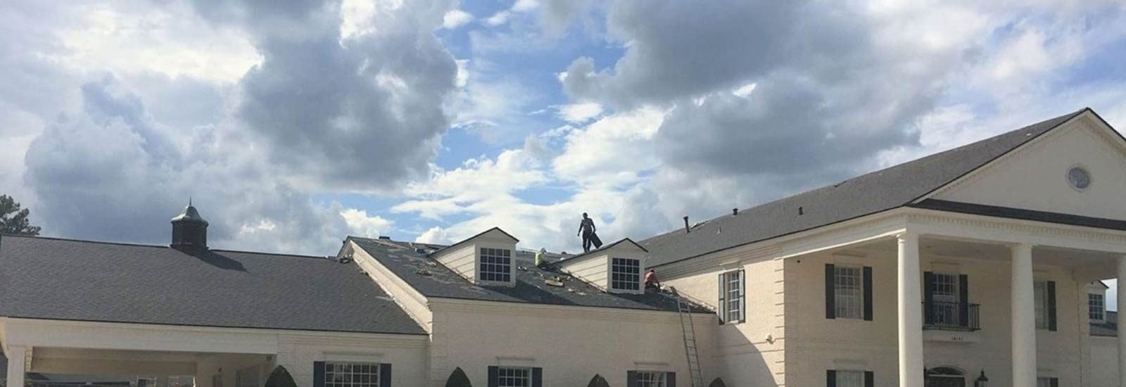 Commercial Roofing Repair In Jersey Village Tx